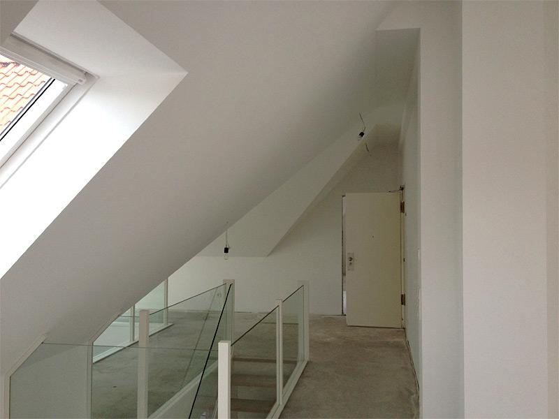 Dachausbau - Treppenaufgang